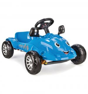 Педальная машина  Happy Herby, цвет: синий Pilsan