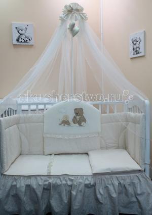 Комплект в кроватку  Бабушкины сказки (7 предметов) Балу