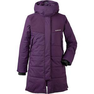 Утеплённая куртка Didriksons Sherin DIDRIKSONS1913. Цвет: лиловый
