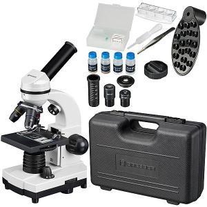Микроскоп  Junior Biolux SEL, 40x-1600x Bresser. Цвет: белый