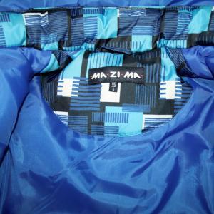 Комплект куртка/полукомбинезон , цвет: синий/черный Ma-Zi-Ma by Premont