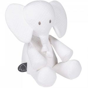 Мягкая игрушка  Soft toy Tembo jacquard Слоник 32 см Nattou