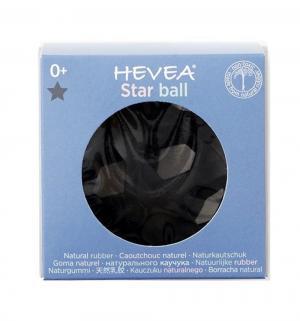 Прорезыватель  Мяч черный Hevea