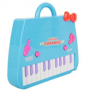 Пианино  Е-нотка, цвет: голубой Tongde