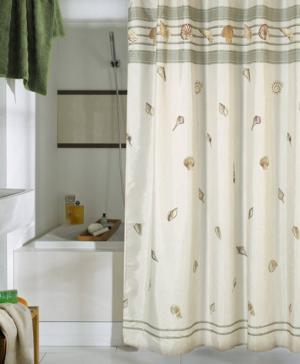 Штора для ванной комнаты Ракушка Niklen