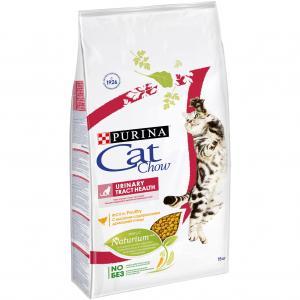 Корм сухой  Special Care Naturium для взрослых кошек при заболеваниях почек, птица, 15кг Cat Chow
