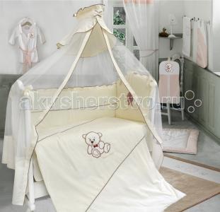 Комплект в кроватку  Праздничный (7 предметов) Bombus