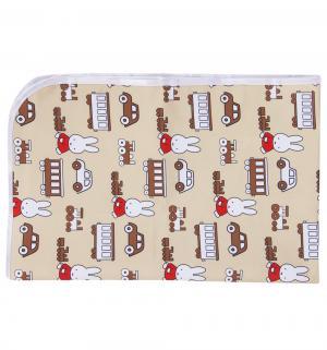 Пеленка  непромокаемая для коляски, 1 шт, цвет: коричневый Multi-Diapers