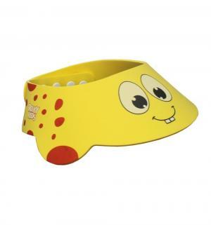 Козырек  для мытья головы , цвет: желтый Roxy Kids