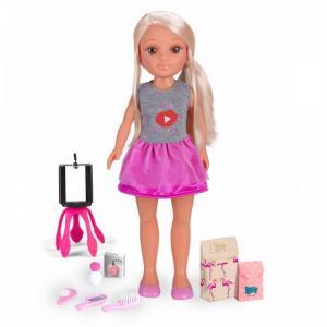 Кукла Нэнси блогерша Famosa