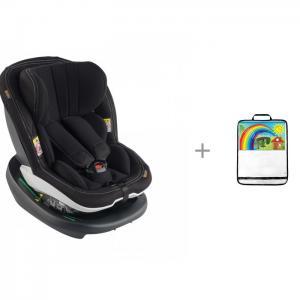 Автокресло  iZi Modular i-Size и ProtectionBaby Защитная накидка на спинку переднего сиденья автомобиля BeSafe
