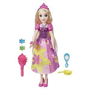 Кукла Disney Princess Рапунцель Hasbro. Цвет: разноцветный