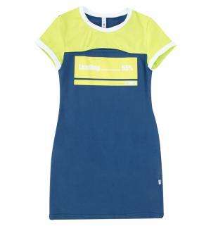 Платье , цвет: синий Nota Bene