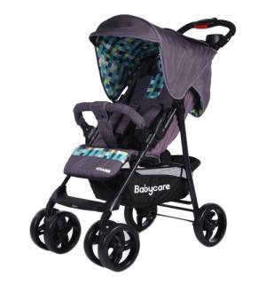 Прогулочная коляска BabyCare Voyager, цвет: grey 17 Baby Care