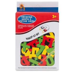 Азбука магнитная Donkey toys