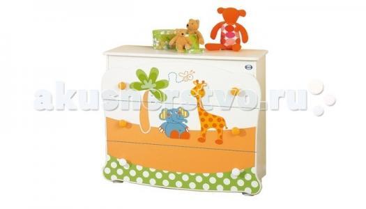 Комод  Gigi & Lele бельевой (3 ящика) Pali