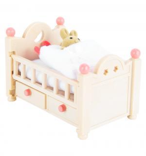 Игровой набор  Детская кроватка Sylvanian Families