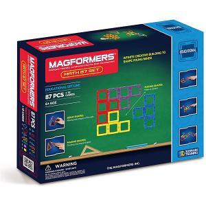 Магнитный конструктор Magformers Увлекательная Математика