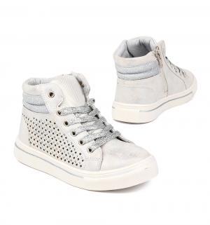 Ботинки , цвет: серебряный Twins