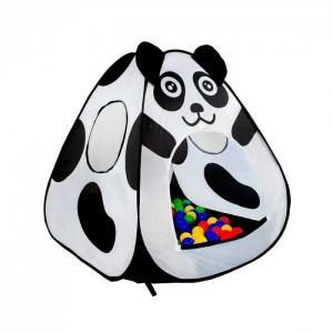 Дом-палатка+100 шаров Панда Calida
