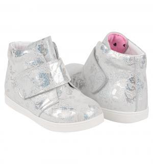 Ботинки , цвет: серебряный M. Panda
