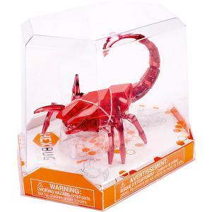 Микроробот HexBug Скорпион, красный. Цвет: красный