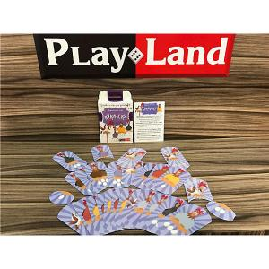 Настольная игра  Ку-ка-ре-ку Play Land