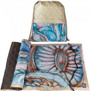 Рюкзак и коврик Малахитовая шкатулка 190х70 см OnlyCute