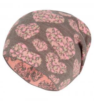 Шапка , цвет: розовый/белый Marhatter