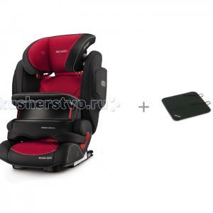 Автокресло  Monza Nova IS Seatfix и Защитный коврик Recaro