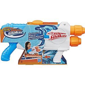 Водный бластер Supersoaker Барракуда Hasbro