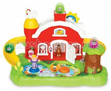 Развивающая игрушка Фермерский дворик Kiddieland