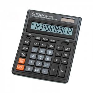 Калькулятор настольный SDC-444S 12 разрядов Citizen