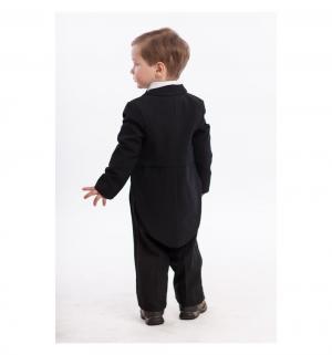 Комплект фрак/рубашка/брюки/пояс/бабочка , цвет: черный LP Collection