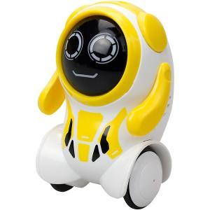 Интерактивный робот  Yсoo Покибот, жёлтый круглый Silverlit