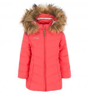Пальто  Nala, цвет: розовый Luhta