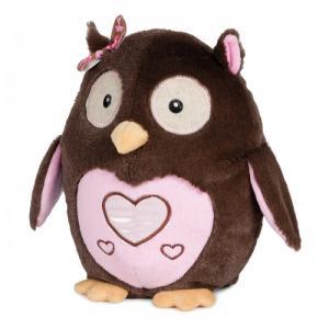Мягкая игрушка  Сова Влюбленная с бантиком 22 см Maxitoys
