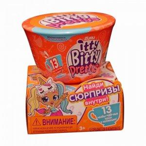 Игровой набор Itty Bitty Prettys Маленькая чайная чашка Zuru