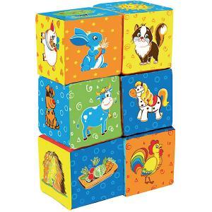 Первые кубики для малышей Ферма Macik