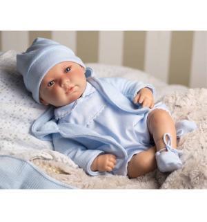 Кукла-пупс  Reborns голубой Arias