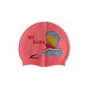 Силиконовая шапочка для плавания , с рисунком Dobest