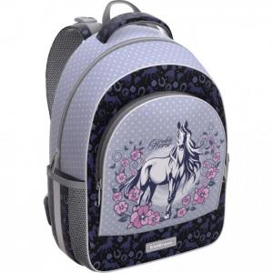 Ученический рюкзак ErgoLine White Horse 15 л Erich Krause