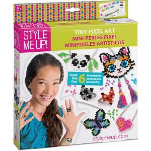 Набор  Пиксельные украшения Style Me Up
