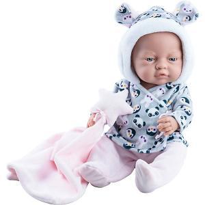 Кукла-пупс  Бэби, 45 см Paola Reina