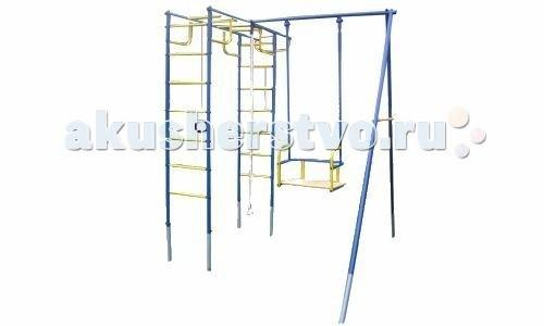Детский спортивный комплекс Д2 (мет.качели) Лидер