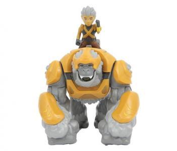 Фигура героя 7 см с чудовищем 15 Gormiti