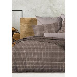 Комплект постельного белья  Bergen, 1,5-спальное Wenge. Цвет: разноцветный