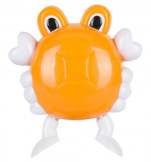 Игрушка для ванной  Оранжевый краб Игруша