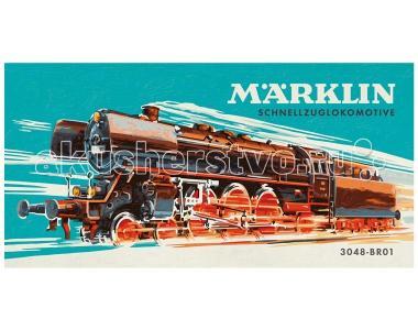 Картина по номерам Marklin - Паровоз 25х50 см Schipper