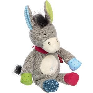 Мягкая игрушка , Ослик, коллекция Классик, 28 см Sigikid